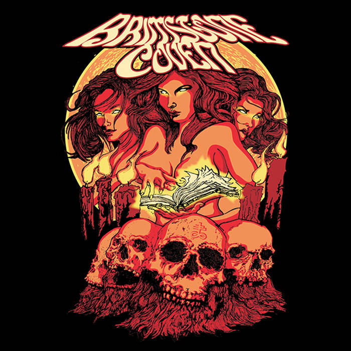 Brimstone Coven cover art