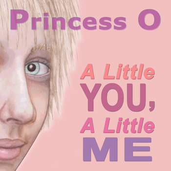 A Little You, A Little Me cover art