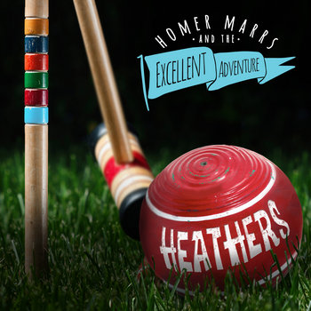 Heathers cover art