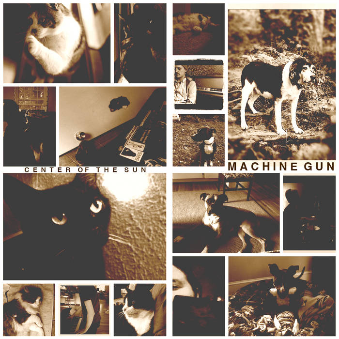 Machine Gun cover art