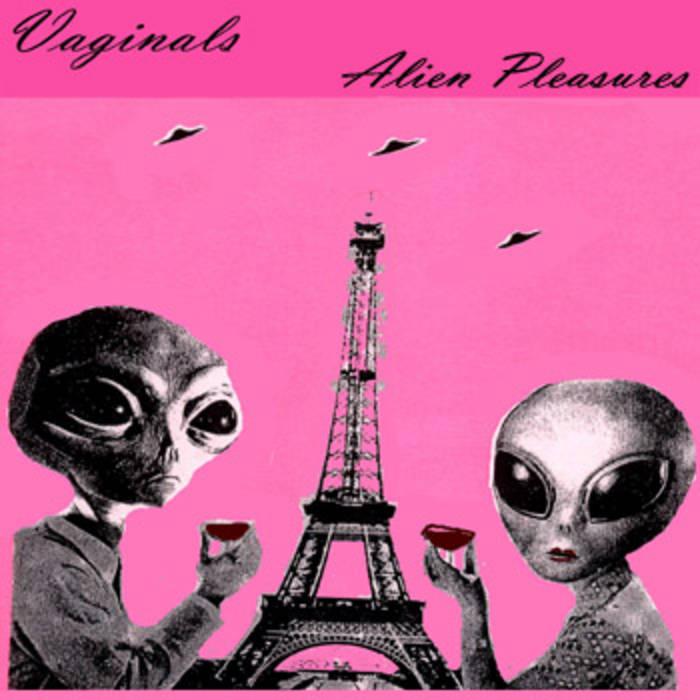 Alien Pleasures cover art