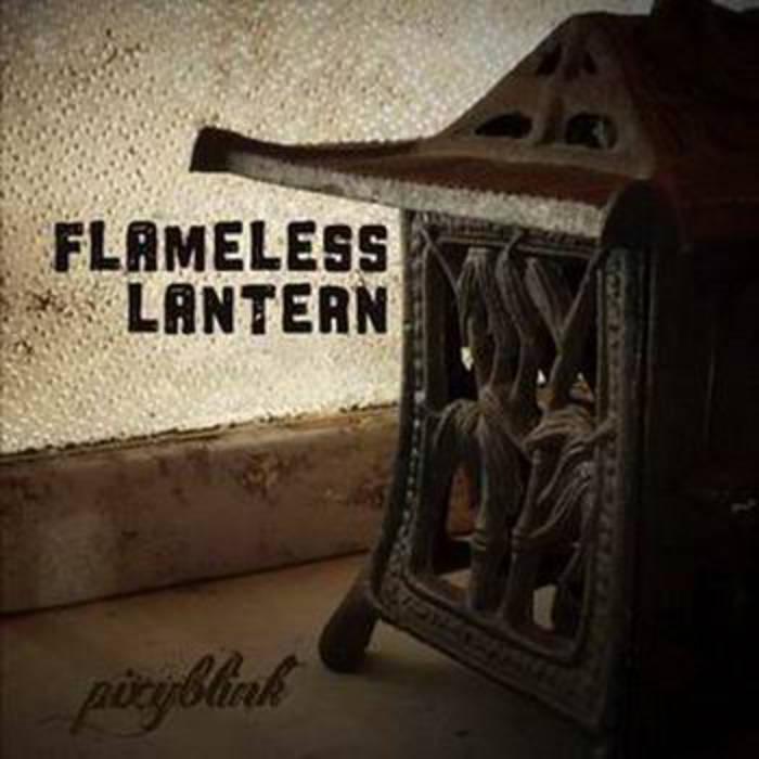 flameless lantern cover art