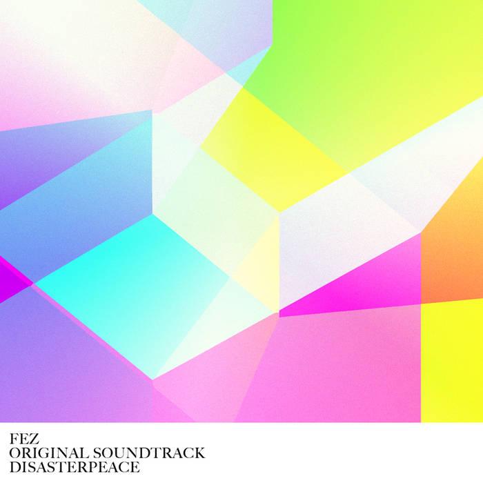 FEZ OST cover art