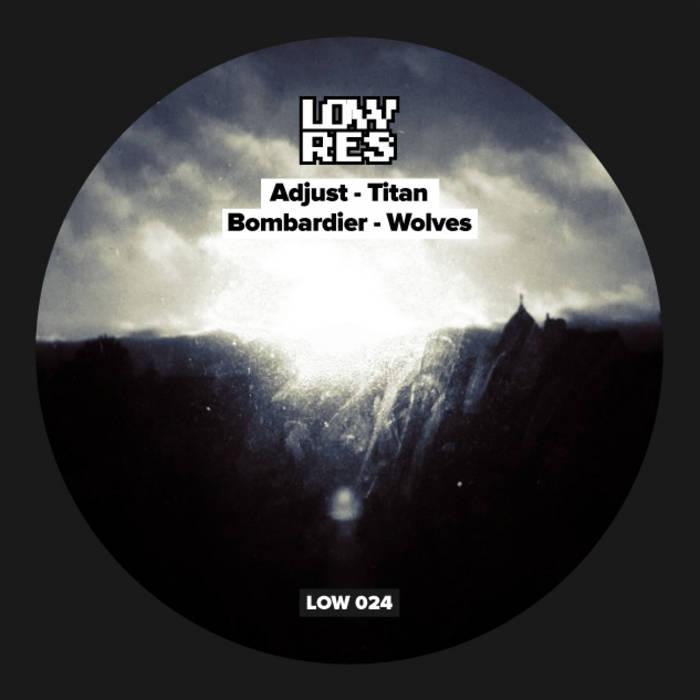 LOW 024 - Titan / Wolves cover art