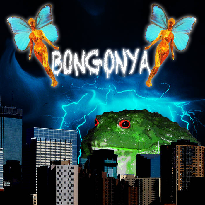 BONGONYA cover art