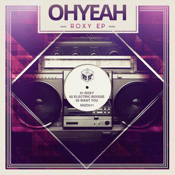 Roxy EP cover art
