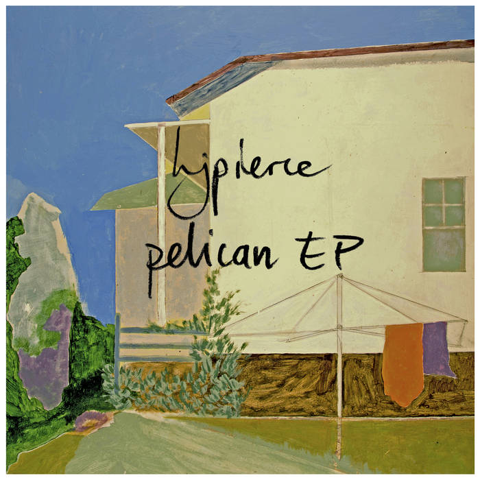 pelican EP cover art