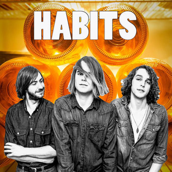 HABITS EP cover art