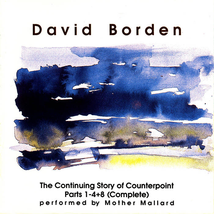 The Continuing Story of Counterpoint Parts 1-4+8 (Complete) cover art