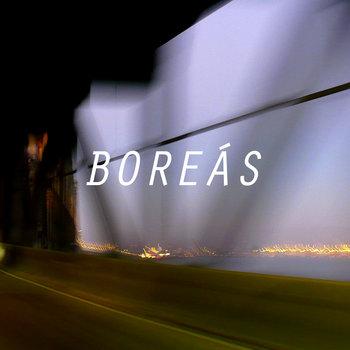 Boreás cover art