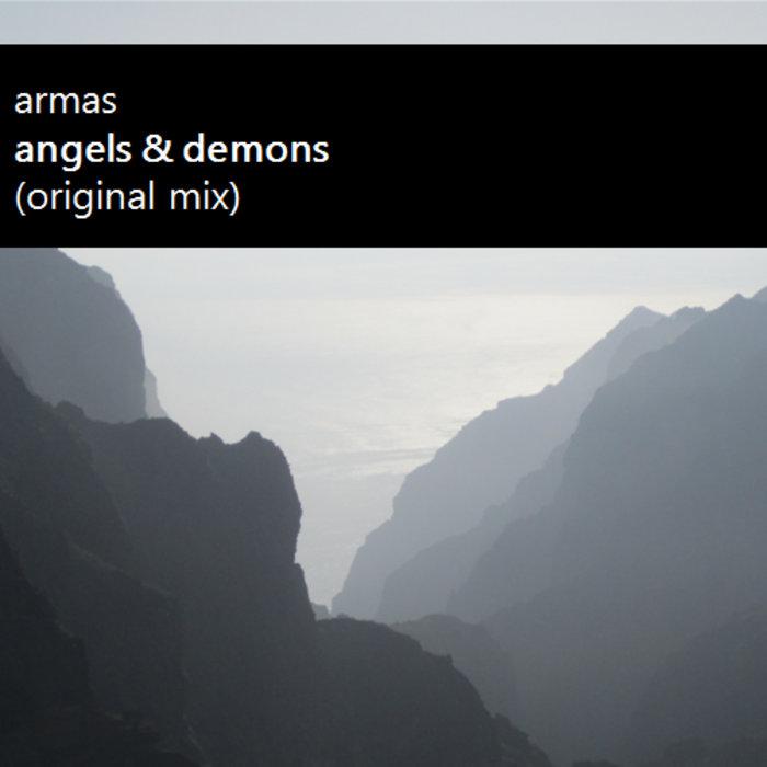angels & demons cover art