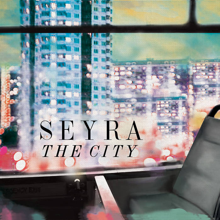 The City cover art