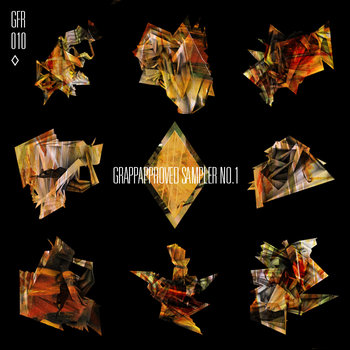 (GFR010) Grappapproved Sampler No.1 cover art
