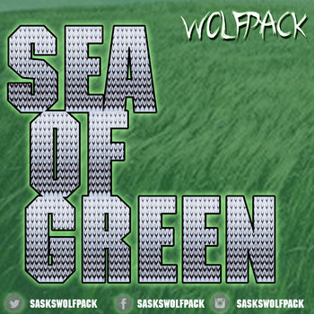 Sea Of Green (Saskatchewan Roughriders Anthem) cover art