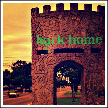 Back Home cover art