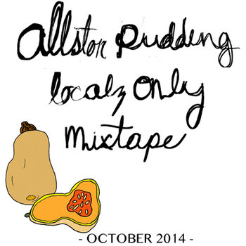 Allston Pudding Localz Only October Mix MMXIV cover art
