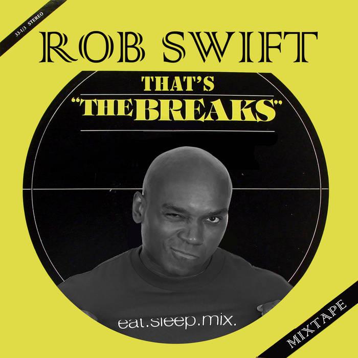 That's the Breaks cover art