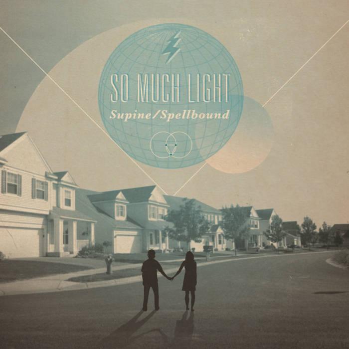 Supine/Spellbound cover art
