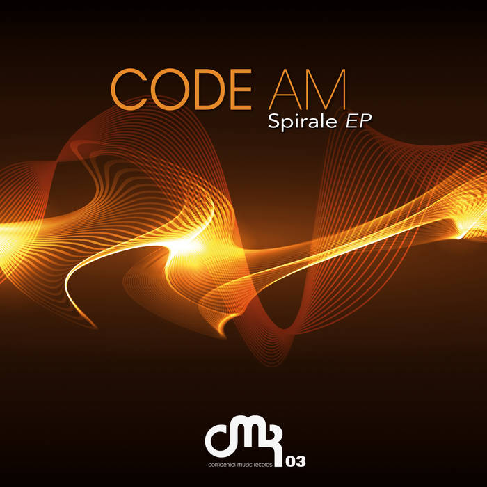 [CMR03] CODE AM - SPIRALE EP cover art
