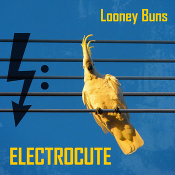 Electrocute cover art