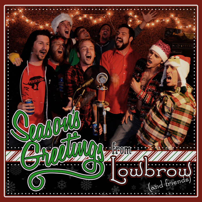 Season's Greetings from Lowbrow cover art