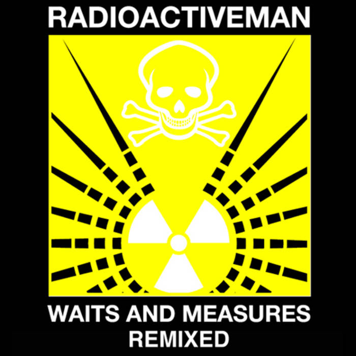 Waits and Measures Remixed cover art