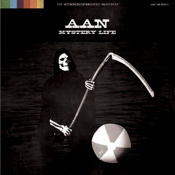 "Mystery Life 7"" cover art"