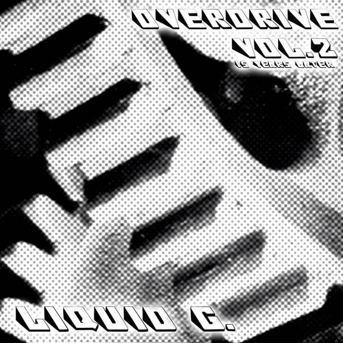 Overdrive vol.2 cover art