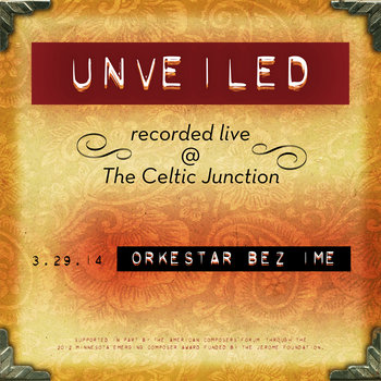 Unveiled: Live At The Celtic Junction cover art