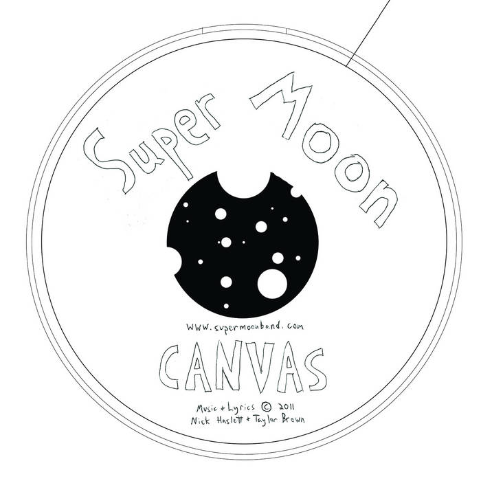 Canvas cover art