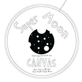 Canvas cover art
