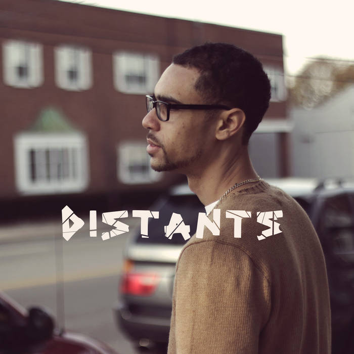 Distants cover art
