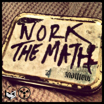 [CCR012] Work The Math cover art