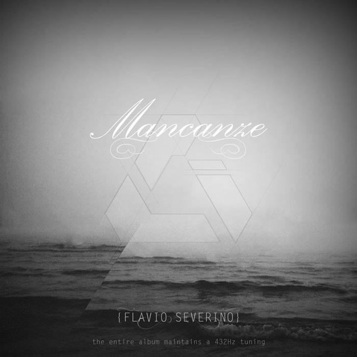 Mancanze cover art