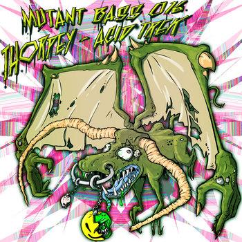 Acid Trek EP cover art