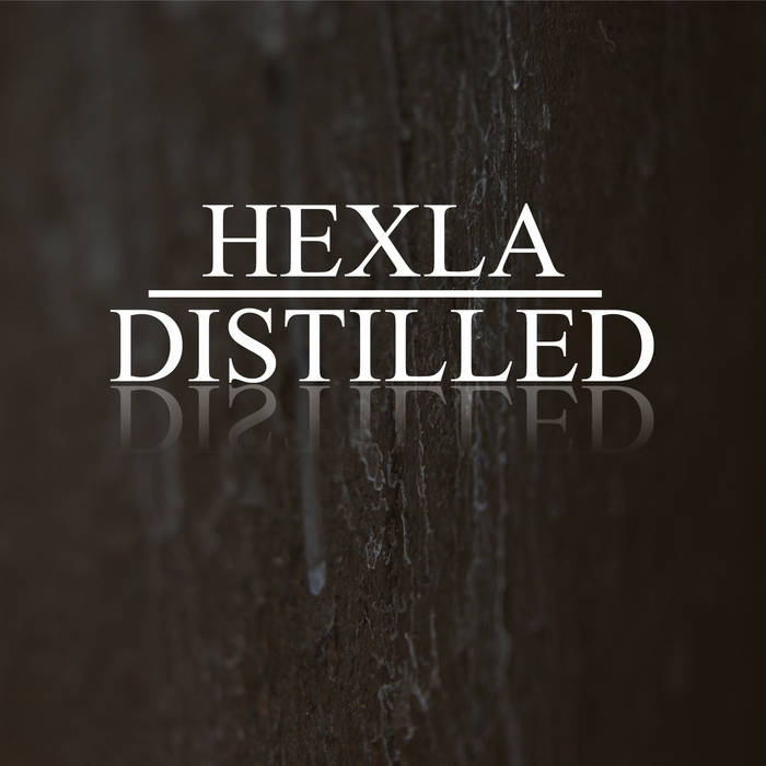 Distilled EP cover art