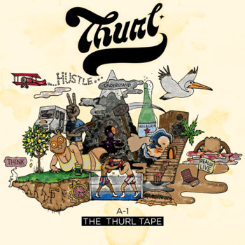 The Thurl Tape cover art