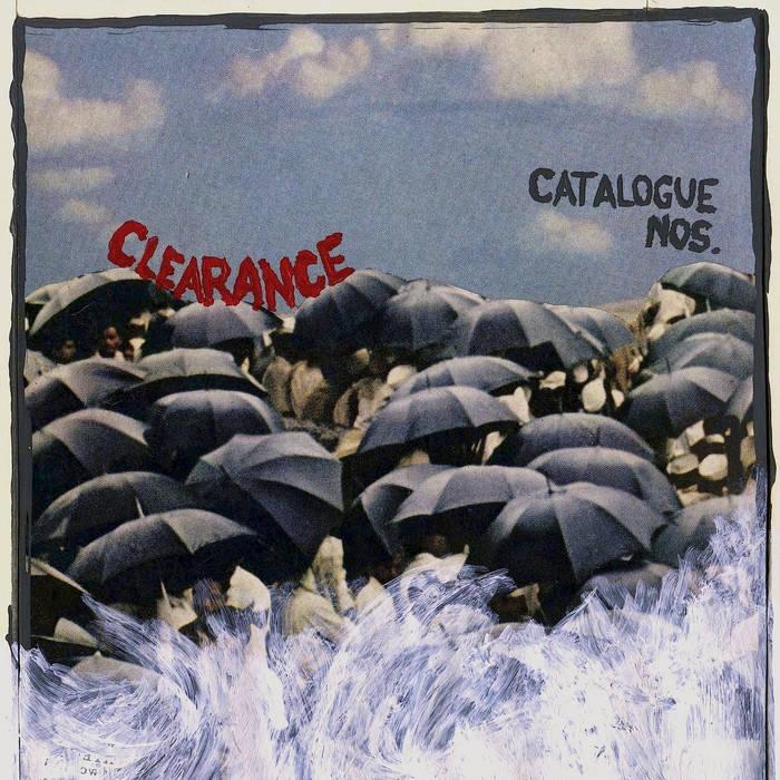 Catalogue Nos. (CS) cover art