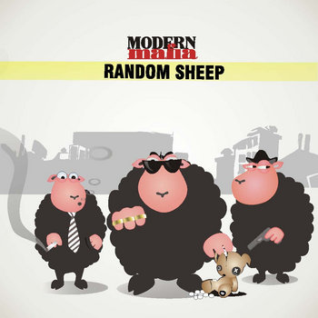 Random Sheep EP cover art