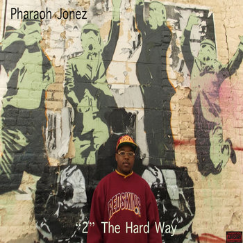 """2"" The Hard Way cover art"