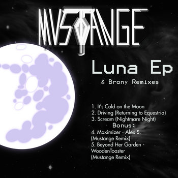 Luna EP & Brony Remixes cover art