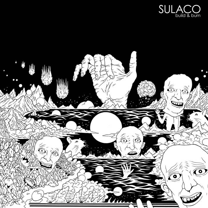 Sulaco Build and Burn cover art