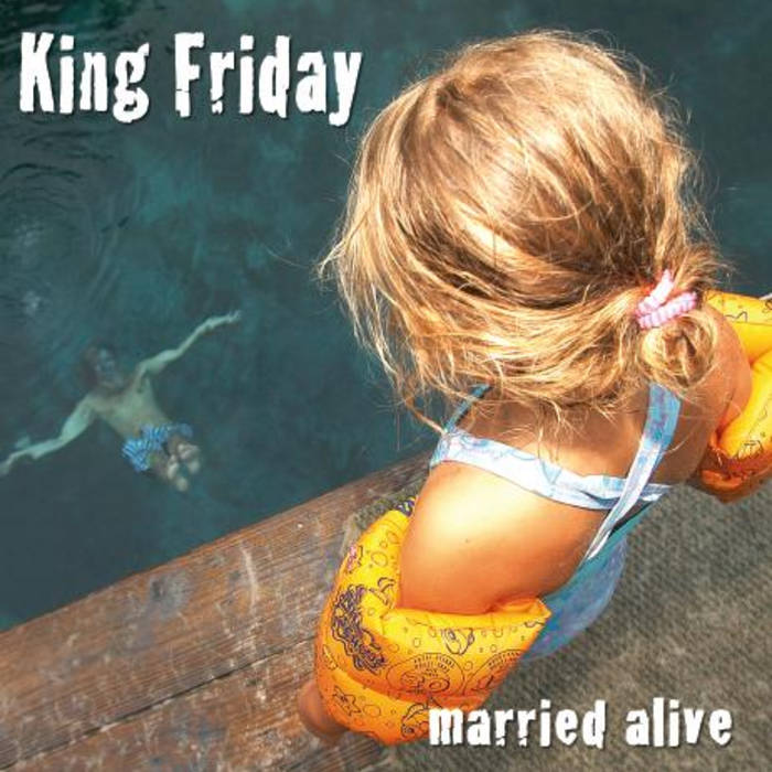 Married Alive cover art
