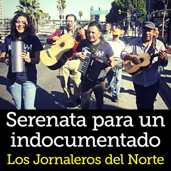 Serenata a un indocoumentado cover art