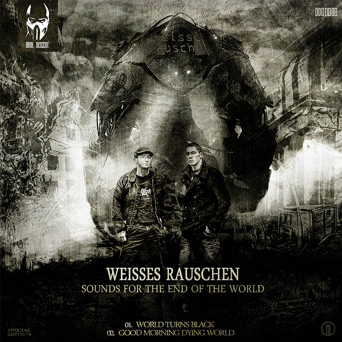 Weisses Rauschen - Sounds For The End Of The World cover art