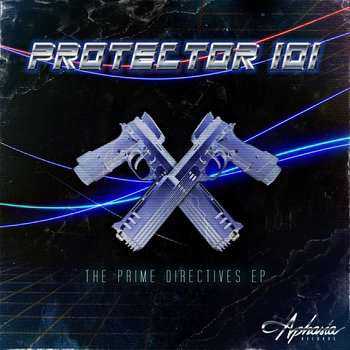 The Prime Directives - EP cover art