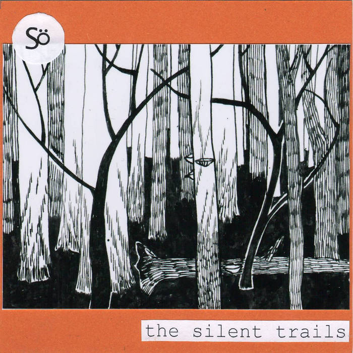 the silent trails cover art