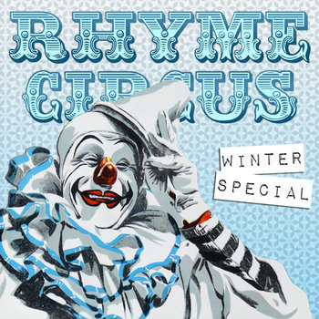 Rhyme Circus Winter Special EP cover art
