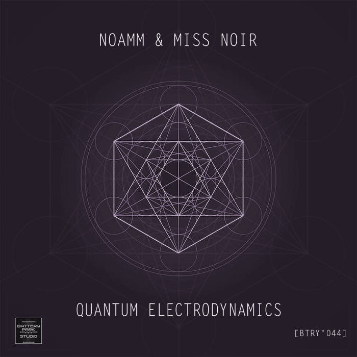 QUANTUM ELECTRODYNAMICS cover art