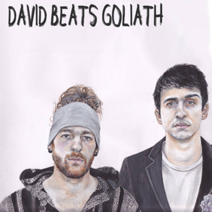 David Beats Goliath EP cover art